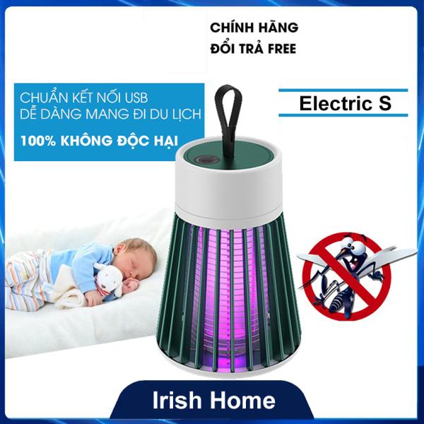 Đèn bắt muỗi thông minh Electric S, máy bắt muỗi, máy diệt côn trùng, giúp diệt muỗi, đuổi muỗi, Thu Hút Côn Trùng, Không mùi, không hóa chất, không bụi, Đèn LED Bẫy Diệt Côn Trùng, dòng máy bắt muỗi Không bắt được muỗi hoàn tiền
