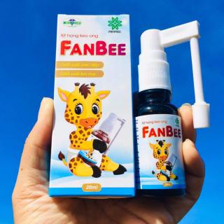 XỊT HỌNG KEO ONG FANBEE(tăng sức đề kháng chống COVID-19) thumbnail