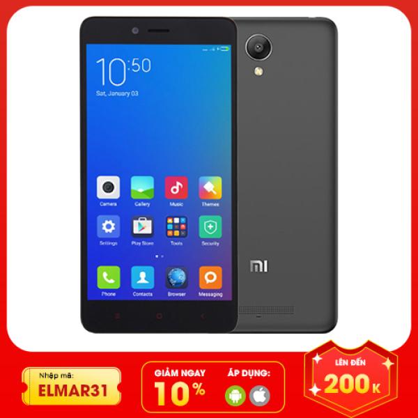 Điện thoại giá rẻ Xiaomi Redmi Note 2 Màn hình cảm ứng FullHD 5.5inch - 2 SIM - Hỗ trợ thẻ nhớ micro SD - Camera trước: 5 MP Camera sau: 13 MP - Hệ điều hành: Android 5.1 Hỗ trợ 3G 4G