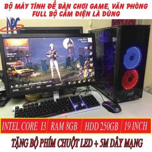 Bảng giá Bộ Máy Tính Để Bàn Chơi Game PUBG MB, FIFA 4, LMHT | Vi Tinh NPC Phong Vũ