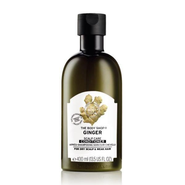Dầu Xả The Body Shop Ginger Scalp Care Conditioner 400ml cao cấp