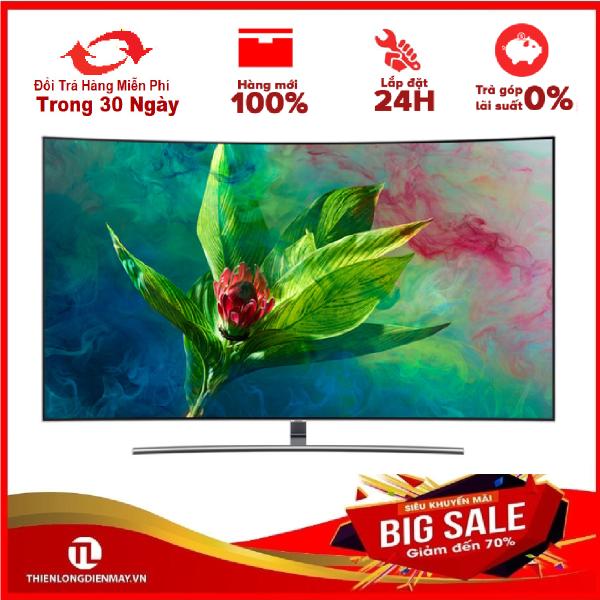 Bảng giá [GIAO HÀNG 2 - 15 NGÀY, TRỄ NHẤT 30.09] TRẢ GÓP 0% - Smart Tivi QLED 4K UHD Samsung 55 inch 55Q8CNA