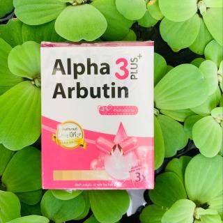 Viên kích trắng da body Alpha Arbutin Collagen 3X Thái Lan - Hộp 1 vĩ 10 viên thumbnail