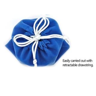 Túi Đựng Rubik Gan Chĩnh Hãng Màu Xanh in Logo - Gan Bag thumbnail