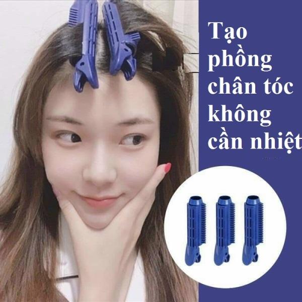 Kẹp Uốn Phồng Chân Tóc, Làm Xoăn Tóc Hàn Quốc Cho Các Bạn Mái Tóc Bồng Bềnh Mẫu Mới 2021