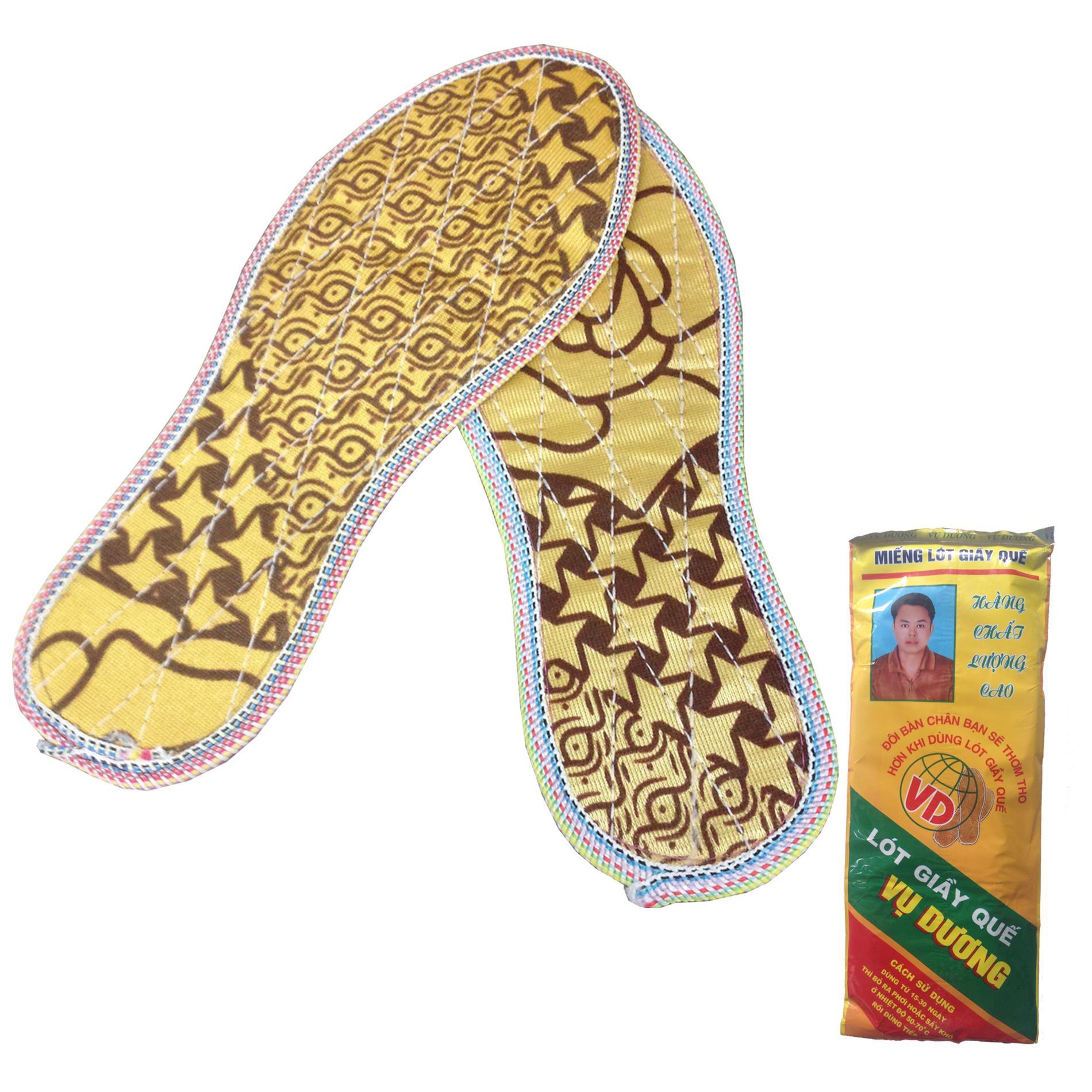 [HCM][GIÁ SỈ] Lót giày mùi hương quế