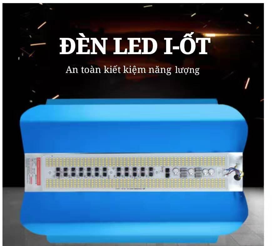 đèn Led Bản Nhôm  A Minh 50w100W (trắng Sáng) Giá Tốt Không Nên Bỏ Lỡ