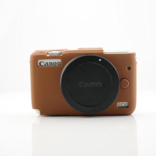 Bao da silicon ốp lưng cho máy ảnh cho Canon M10 thumbnail