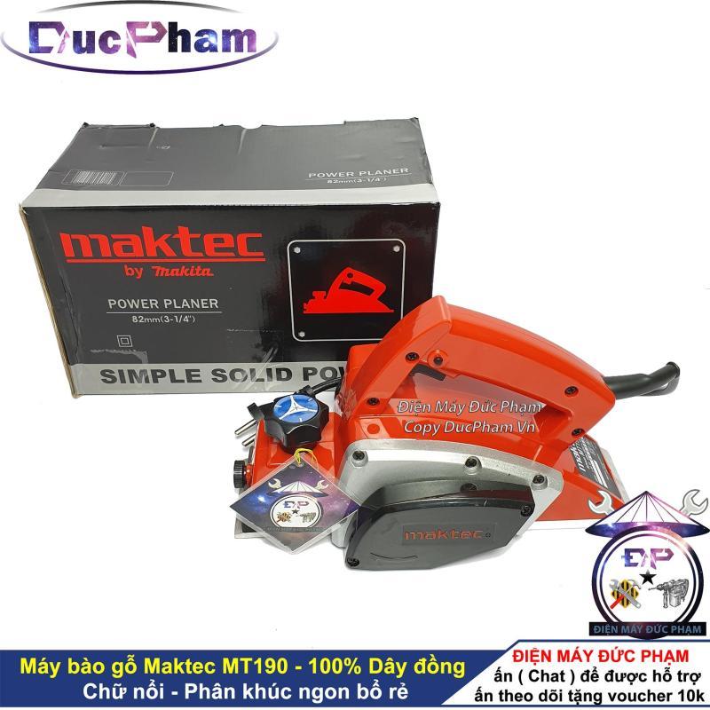 Máy bào gỗ Maktec MT190 - Điện Máy Đức Phạm