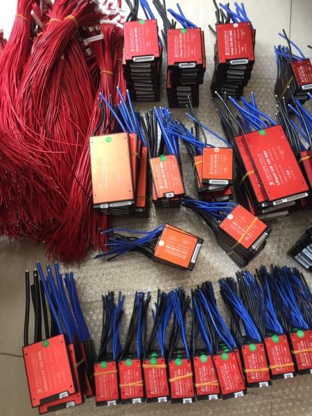 Mạch bảo vệ pin lithium Li ion 16S 60V 30A