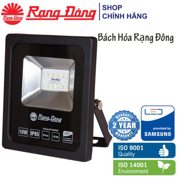 Đèn Pha LED Rạng Đông 10W-150W IP 65, Chống Bụi, Chống Nước, ChipLED Samsung