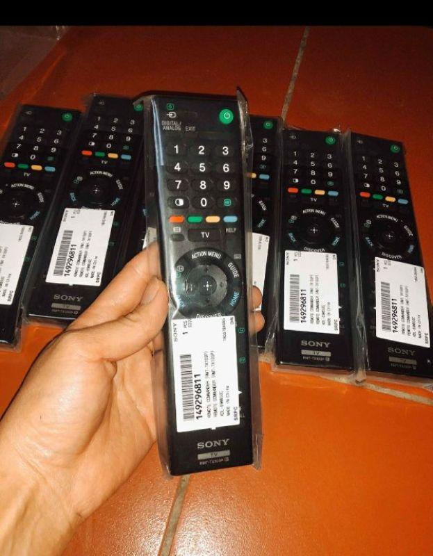 Bảng giá ?i?u Khi?n TiVi Sony LCD TX100P x?n theo máy giá 1 Cái