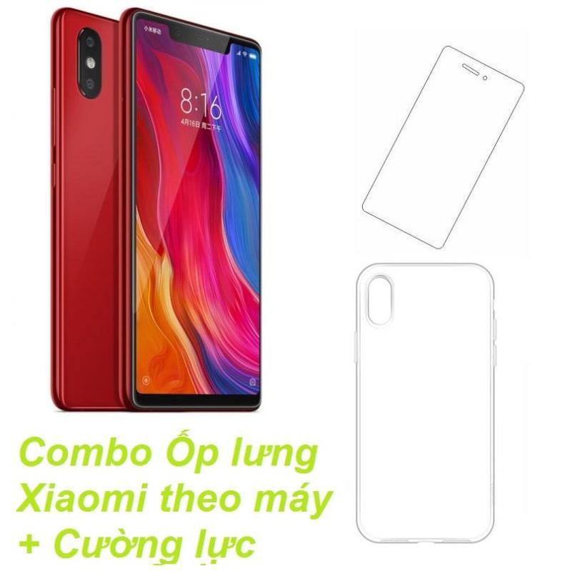 Xiaomi Mi 8SE 64GB Ram 6GB + Cường lực 5D Full màn hình + Ốp lưng ShopOnline24 - Hàng nhập khẩu