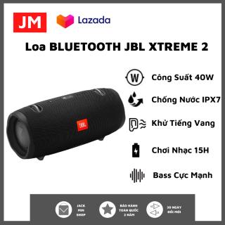 [NewSeal] Loa Bluetooth JBL Xtreme 2 - Chất Âm Cực Bass - Loa nghe nhạc bluetooth công suất lớn 40W, Treble rời - - Kết nối nhanh với điện thoại, máy tính - Phù hợp dã ngoại- Pin Li-on 15h chơi nhạc - Chống nước IPX7 thumbnail