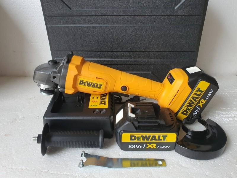 Máy mài pin Dewalt 88V, Máy mài pin cầm tay, máy mài góc dùng pin