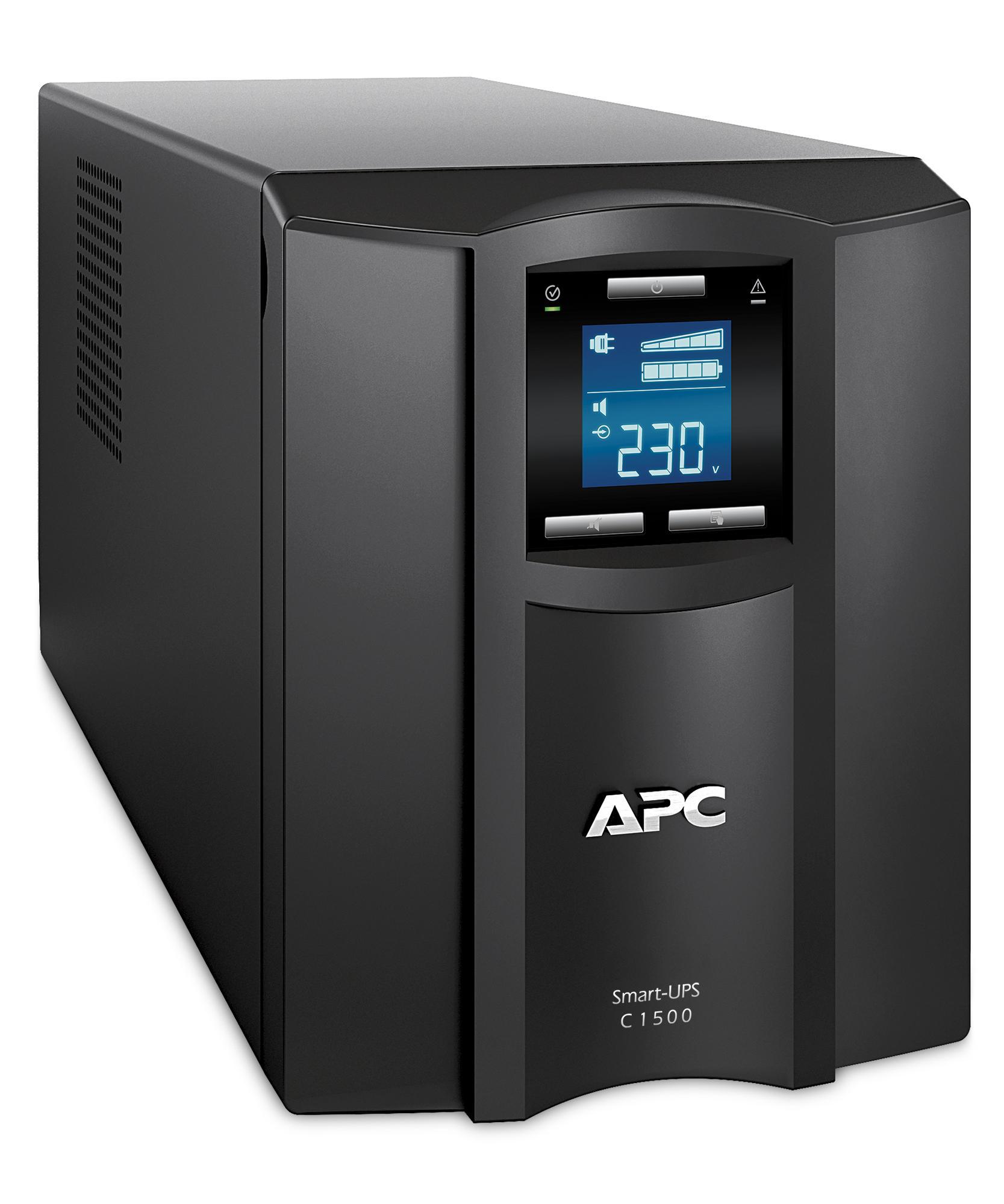 Bảng giá Bộ lưu điện: Smart-UPS C 1500VA LCD 230V - SMC1500I Phong Vũ