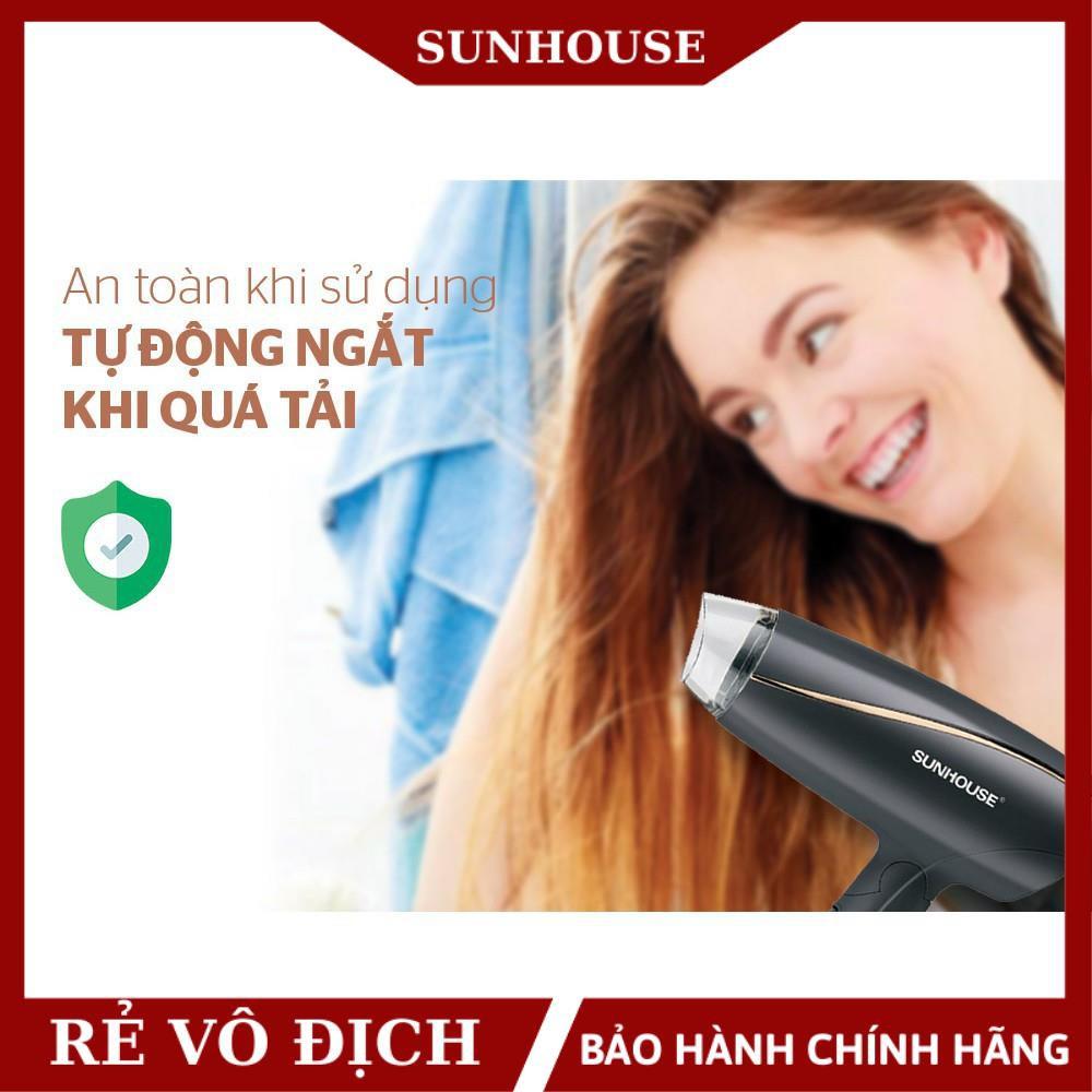 Máy sấy tóc Sunhouse SHD2306 đen