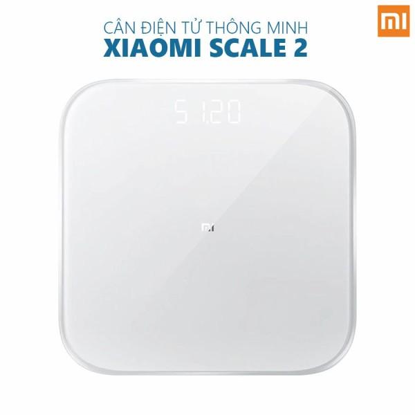 Cân điện tử thông minh Xiaomi Mi Smart Scale Gen 2 | Phân tích BMI cơ thể nhập khẩu