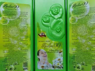 Sữa tắm madino99 chrysanthemum hương hoa cúc thơm nhẹ nhàng làm trắng da hàng nội địa chính hãng thái lan 1200 ml thumbnail