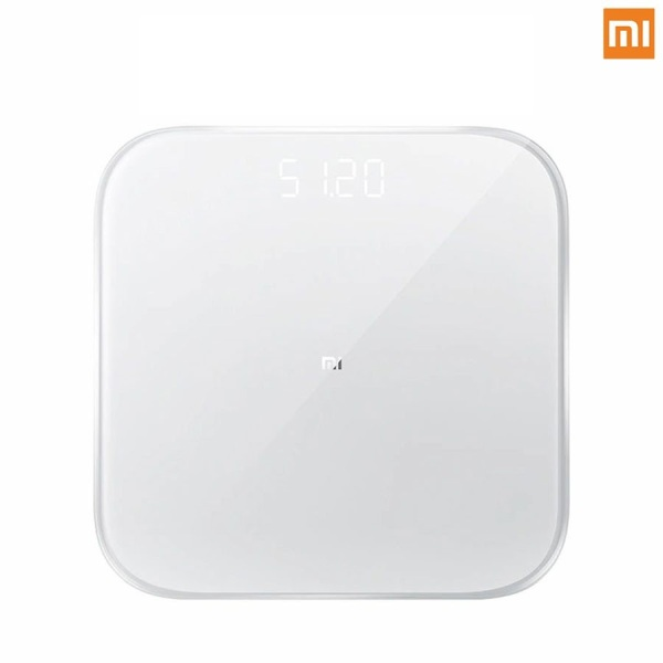 Cân điện tử thông minh Xiaomi Mi Smart Scale Gen 2 | Phân tích BMI cơ thể cao cấp