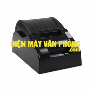 [HCM]Máy in hóa đơn Gprinter GP-5890XIII K58mm [Wifi + USB] thumbnail