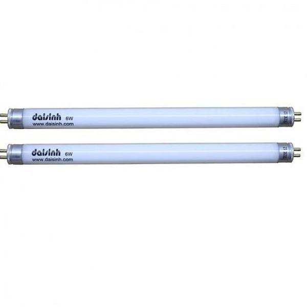 Combo 2 bóng đèn thay thế của đèn diệt côn trùng ĐẠI SINH DS-D6