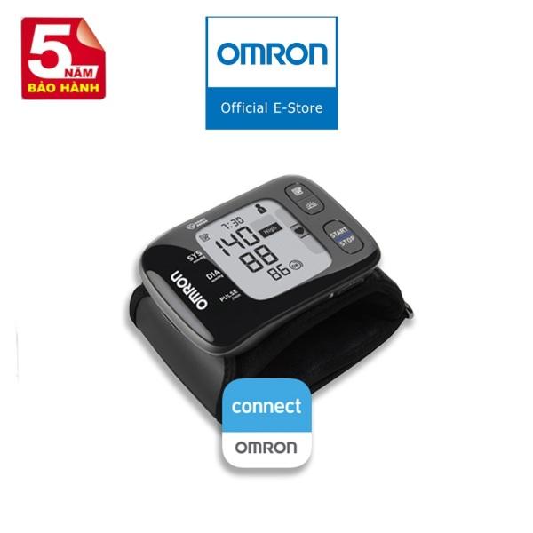 Nơi bán Máy Đo Huyết Áp Cổ Tay Tự Động OMRON HEM-6232T Bluetooth
