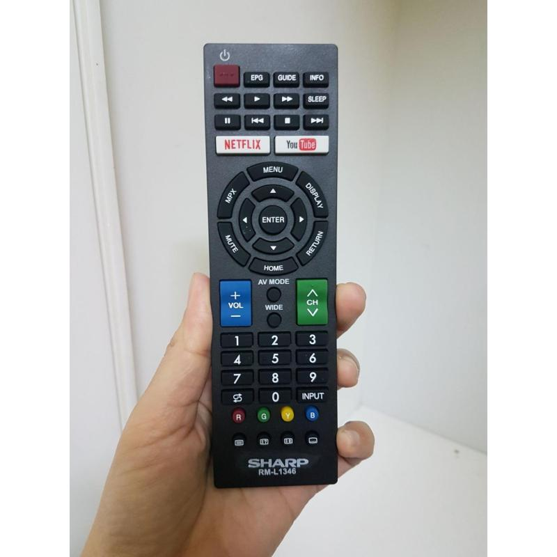 Bảng giá Điều khiển tivi Sharp smart