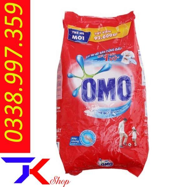 Mã Ưu Đãi Khi Sở Hữu Ngay Bột Giặt OMO 6kg