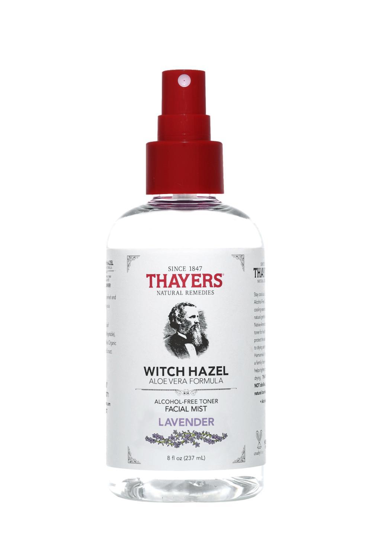 Xịt khoáng Không Cồn Thayers Alcohol-Free Lavender Witch Hazel Toner Facial Mist 237ml (Dành cho da mụn)