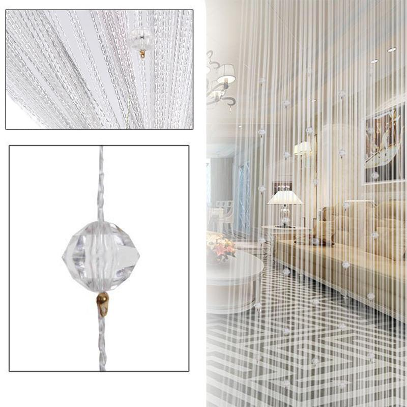 【Crystalawaking】Rèm chuỗi hạt trang trí cửa hoặc cửa sổ