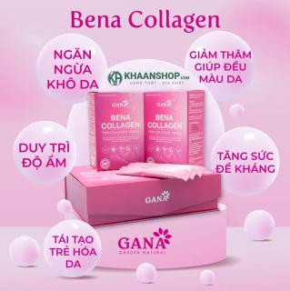 Dạng Bột Bổ Sung Collagen, Trắng Da BENA COLLAGEN GANA thumbnail
