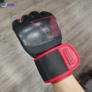 GĂNG MMA THROWDOWN BLACK RED thumbnail
