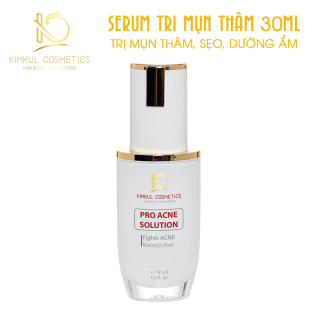 Serum giảm mụn thâm sẹo rỗ KimKul Pro Acne Solution 30ML - Thẩm thấu nhanh giúp hết mụn, thu nhỏ lỗ chân lông, kháng khuẩn thumbnail