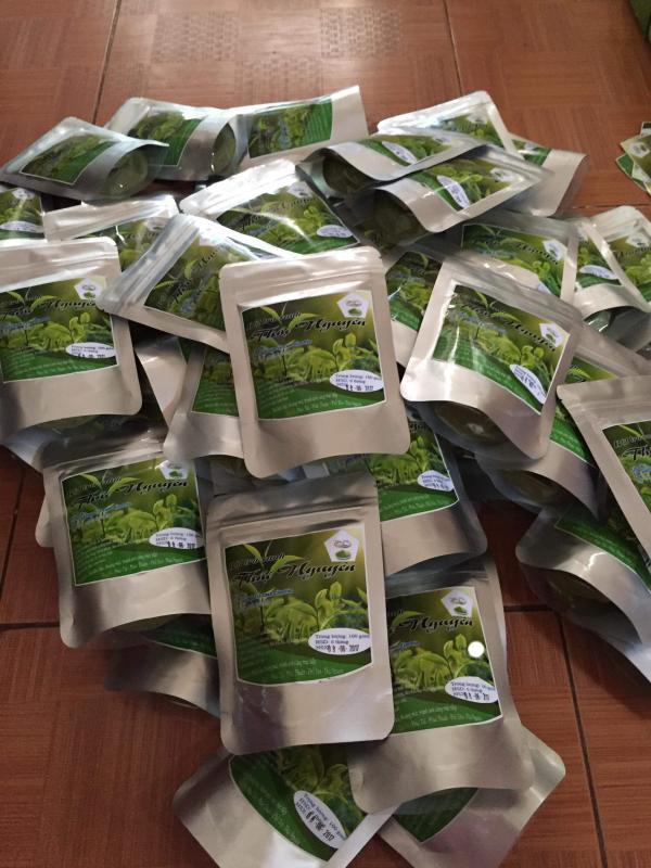 Bột Trà Xanh ( 100g ) nhập khẩu