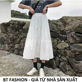 Chân Váy Dài Voan Thời Trang Hot - BT Fashion (3T) SE06- Có lót bên trong - Mua thêm Áo bên dưới để phối theo bộ thumbnail