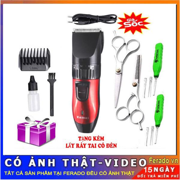 Tông đơ cắt tóc Kemei KM730