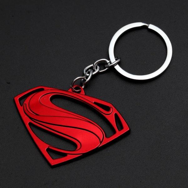 Móc Khóa super man Man Siêu Anh Hùng Marvel | Móc Khóa Giá Rẻ Store