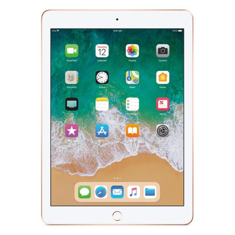 Máy tính bảng iPad WiFi 32GB New 2018 Gold - Hàng Chính Hãng