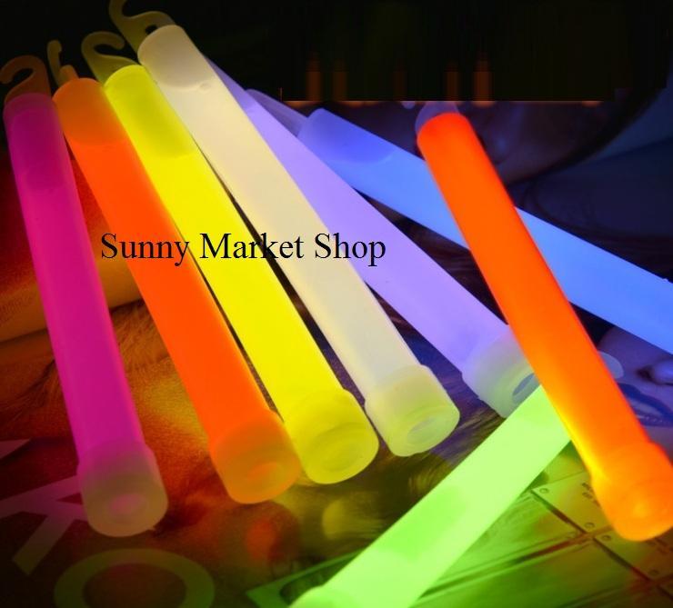 Que phát sáng Sunny loại to đương kính 1.8 cm, dài 1.5 cm phát sáng vào ban đêm hoặc phòng tối (1 Que) 18