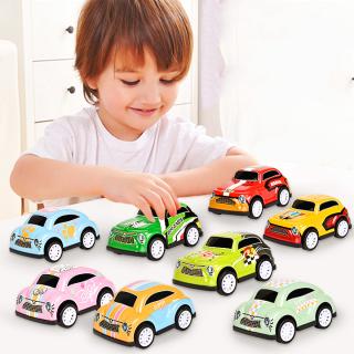 Ô tô đồ chơi mini, ô tô đồ chơi trẻ em trong hạng mục đồ chơi ô tô cho bé dây cót nhiều màu sắc BBShine DC048 thumbnail