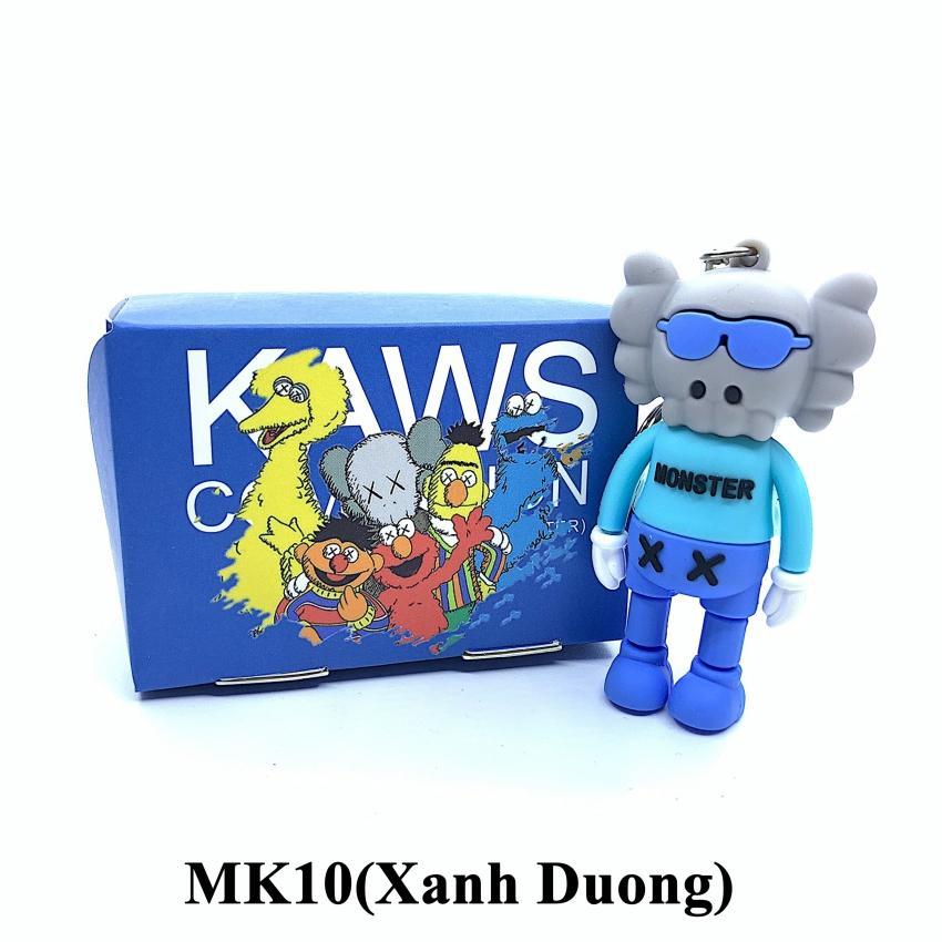 Deal Ưu Đãi Móc Khoá KAWS FULL BOX