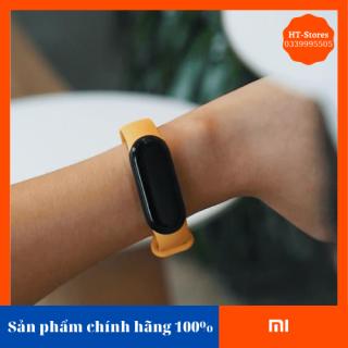 Vòng tay thông minh Xiaomi Miband 5 và Miband 4 Theo dõi sức khỏe, màn hình cảm ứng Amoled, pin 20 ngày, chống nước chuẩn 5ATM thumbnail