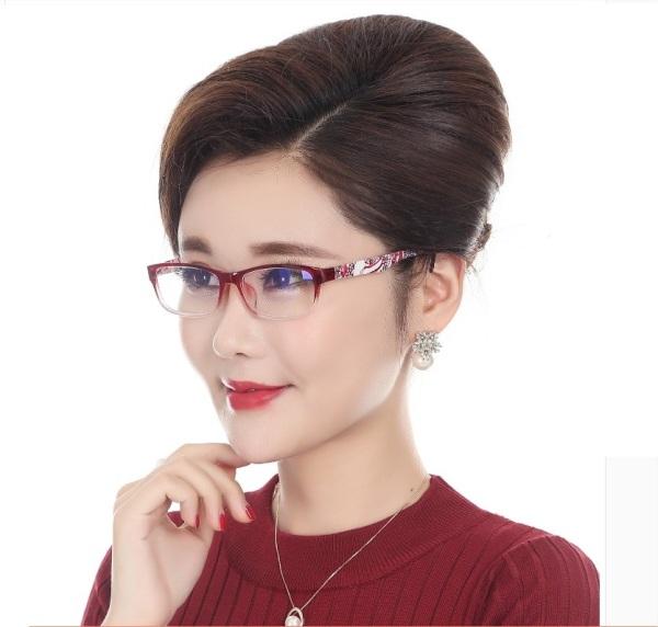 Mua Kính lão thị viễn thị cao cấp Nhật bản nữ giới cực sáng và rõ kính lão thị trung niên cực sang quà tặng người thân