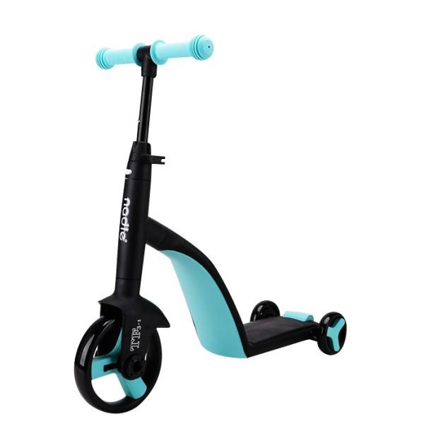 Mua [-Vip-] Siêu xe biến hình xe Scooter, chòi chân kiêm cân bằng 3 trong 1 cho bé từ 1 tới 6 tuổi Nadle TF3 Joovy