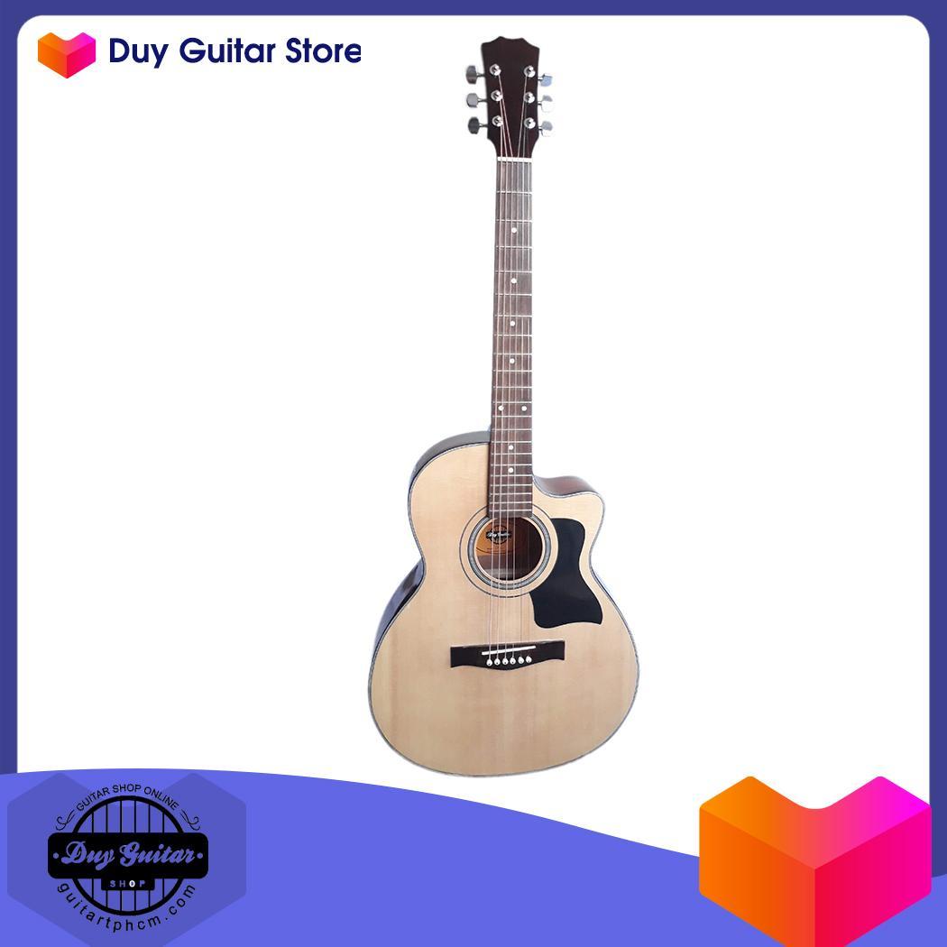 Mã Khuyến Mãi tại Lazada cho [Có Video] Đàn Guitar Acoustic DT70 NAT - Hiệu Duy Guitar - Shop đàn Ghita Dành Cho Bạn Mới Tập