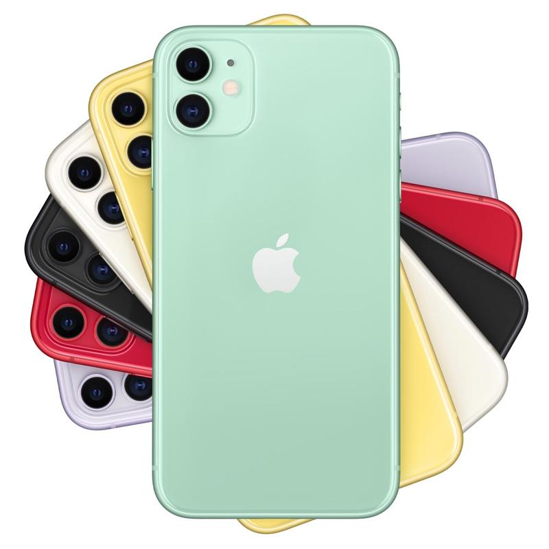Điện thoại táo chính hãng ip 11 64GB 128GB 256GB (BH 12 tháng hàng LL/A nguyên seal fullbox)