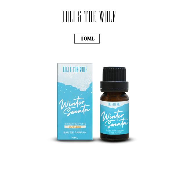 Nước Hoa Vùng Kín Unisex Winter Sonata Eau De Parfum chai chấm 10ml  - LOLI & THE WOLF cao cấp