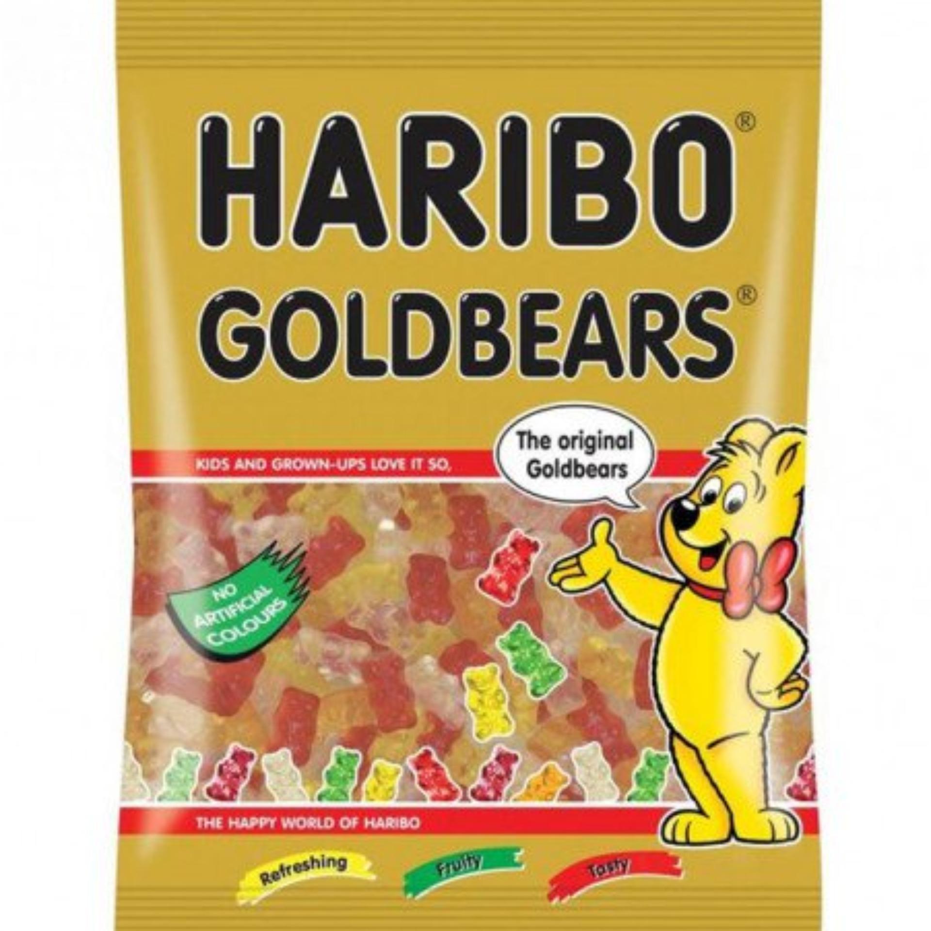 Kẹo dẻo Haribo Goldbears