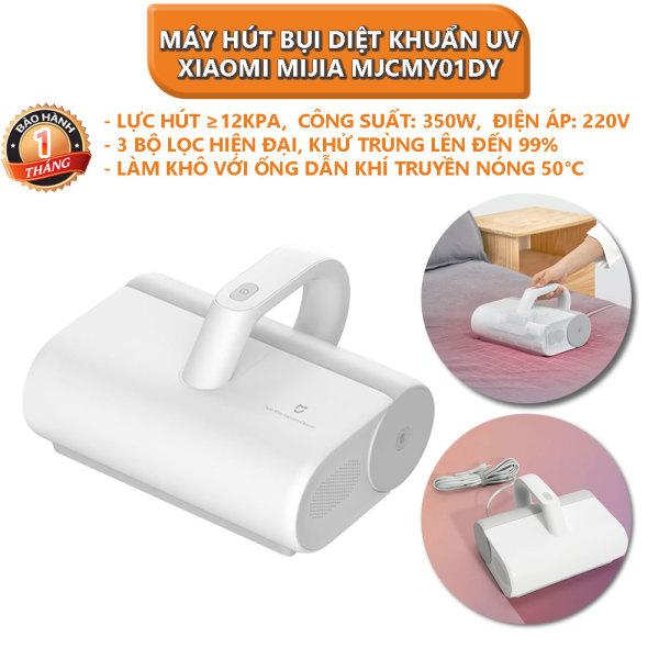 [Voucher 5% cho đơn từ 200k]Máy hút bụi diệt khuẩn UV Xiaomi Mijia MJCMY01DY - Bảo hành 1 tháng